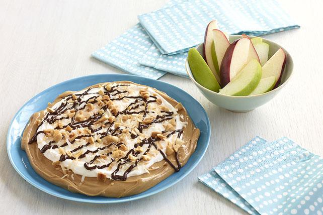 Layered Peanut Butter Dessert Dip Image 1