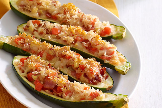 Stuffed Zucchini My Food And Family