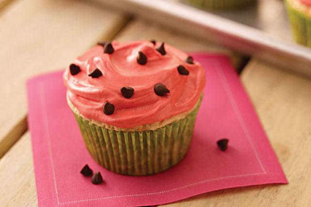 Watermelon Cupcakes Image 1