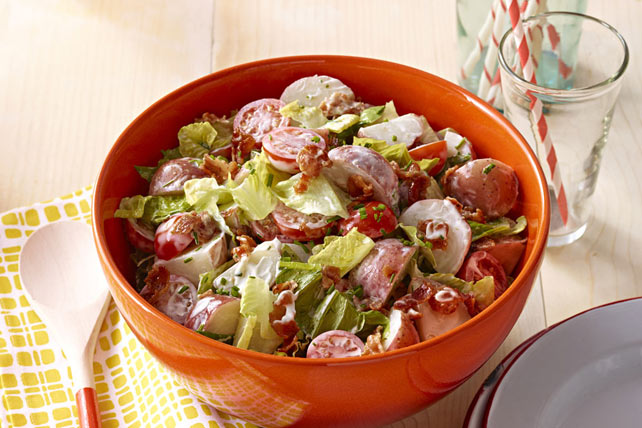 BLT Potato Salad Image 1