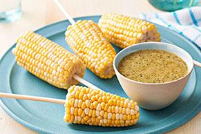 Corn Cob Pops
