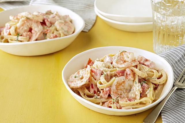 Creamy Shrimp Diavolo Image 1