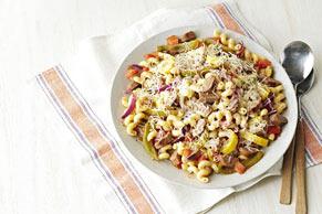 Italian Sausage & Pasta Toss