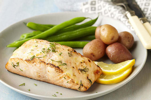 Lemon-Dill Salmon Image 1