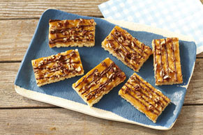 Chocolate-Caramel RICE KRISPIES® TREATS™