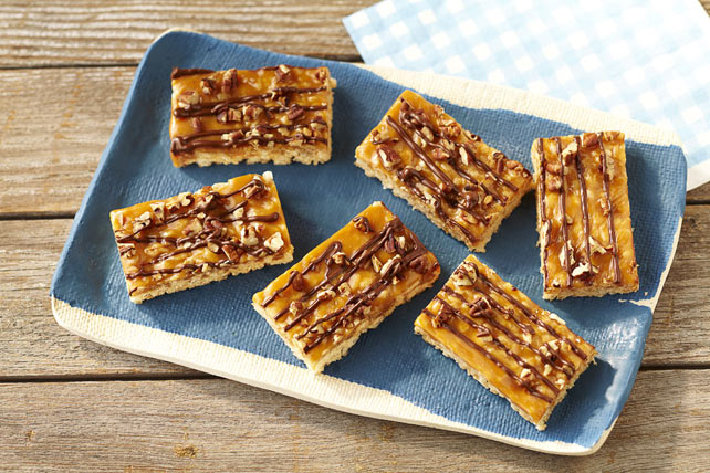 Chocolate-Caramel RICE KRISPIES® TREATS™ Image 1