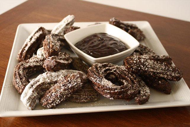 Churros de chocolate Image 1