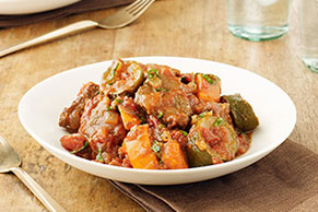 Slow-Cooker Provençale Beef Stew