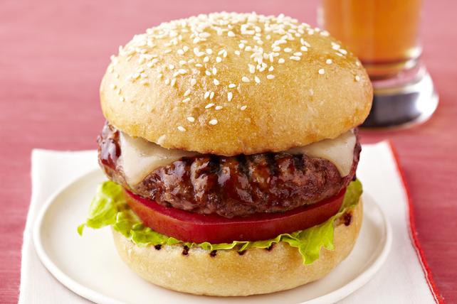 Burgers au fromage à la mode du Sud Image 1