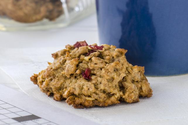 Biscuits au beurre d'arachide, à la cannelle et aux raisins Image 1