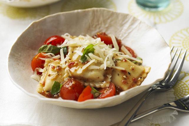 Raviolis aux tomates fraîches Image 1