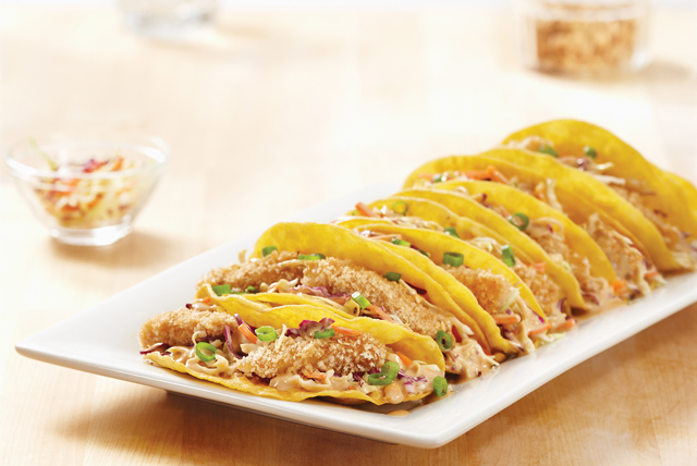 Zippy Asian Fish Tacos Image 1