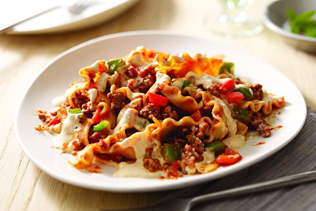Easy Lasagna Skillet Image 1