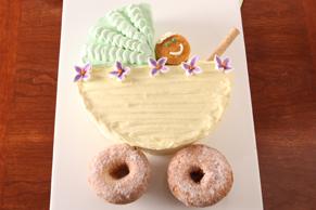 Gâteau Carrosse