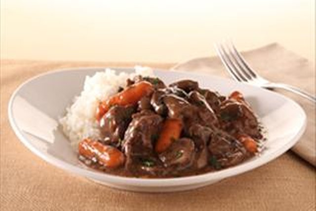 KRAFT RECIPE MAKERS Beef Burgundy Image 1