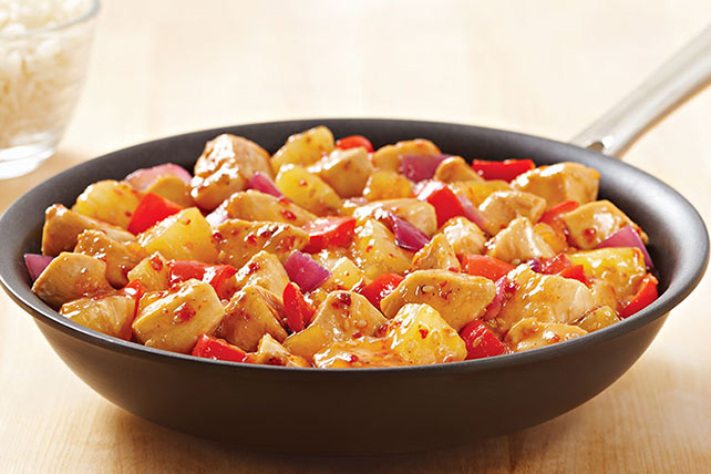 Simple Sweet and Sour Chicken Recipe Image 1