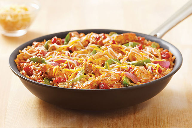 Easy Tex-Mex Chicken Fajitas Image 1