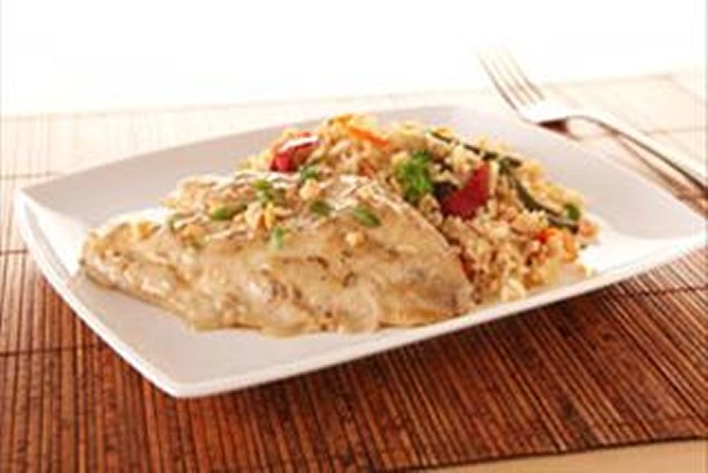 KRAFT RECIPE MAKERS Baked Teriyaki Fish Image 1