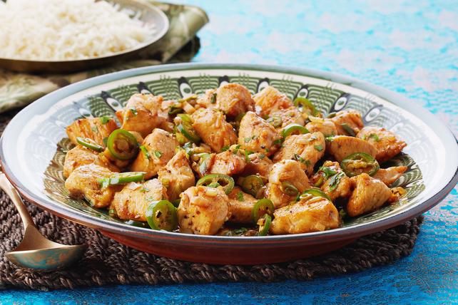Hakka Style Chili Chicken Image 1