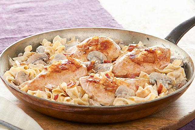 One-Pan Chicken 'N Noodles Image 1