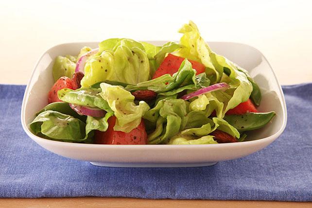 Watermelon Salad with Lime Vinaigrette Image 1