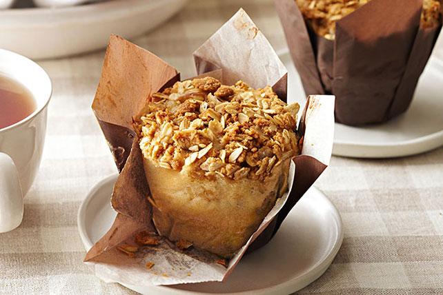 Apple-Peanut Butter Streusel Muffins Image 1