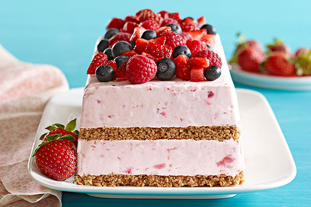 Berry Frozen Dessert Image 1