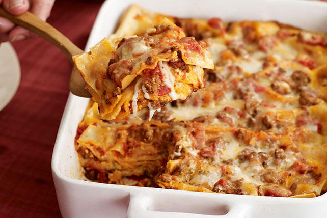 Creamy Lasagna Image 1