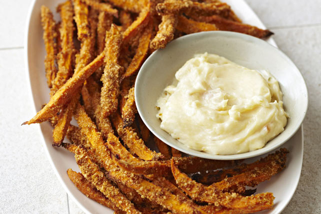 Crunchy Sweet Potato Fries Image 1