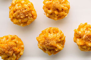 Deluxe Mac & Cheese Minis