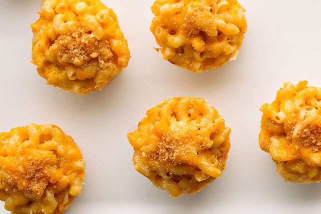 Deluxe Mac & Cheese Minis Image 1