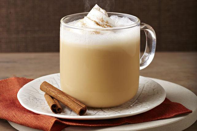 Café latte épicé à la citrouille Image 1