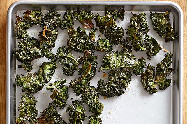 Krunchy Kale Chips Image 1