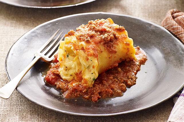 creamy lasagna roll ups