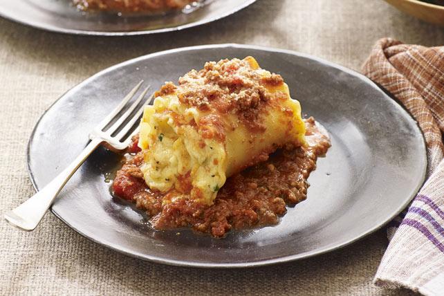 Creamy Lasagna Roll-Ups Image 1