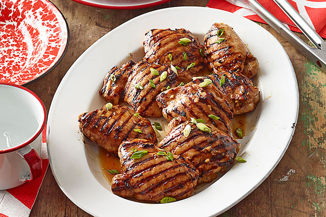 Quick Take-Along Teriyaki Chicken Image 1