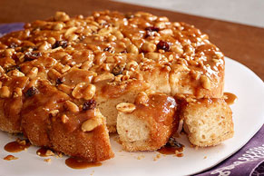 Peanut Butter Monkey Bread Image 1