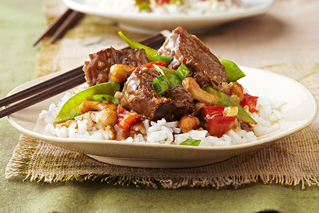 Slow-Cooker Asian-Style Beef Image 1