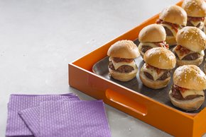 Touchdown Taco Sliders