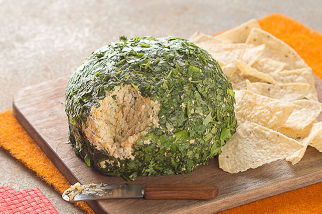 Tex-Mex Jalapeno Cheese Ball