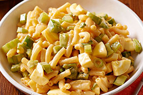 Cheesy Macaroni Salad