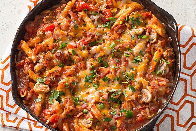 One-Pot Penne Pasta Image 1