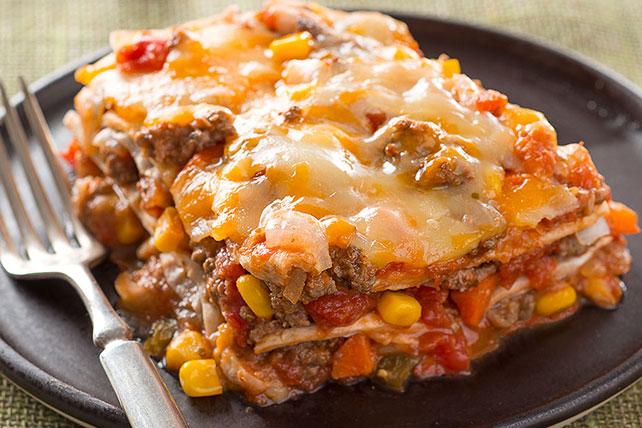 Layered Burrito Bake Image 1