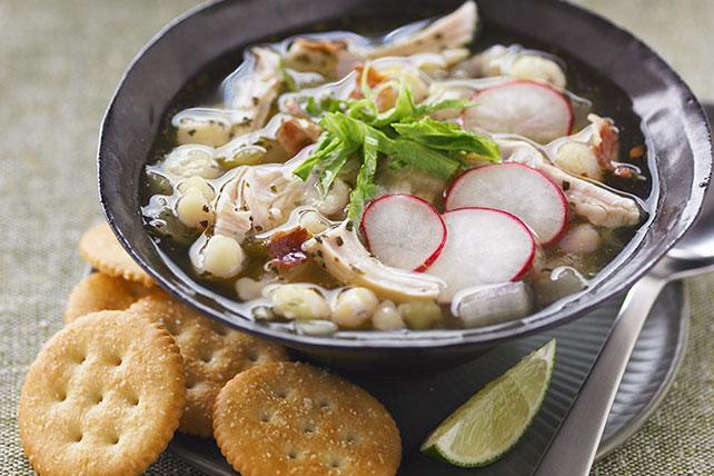 Pork Pozole Soup Image 1