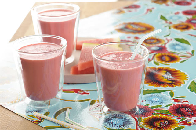 Watermelon Smoothie Image 1