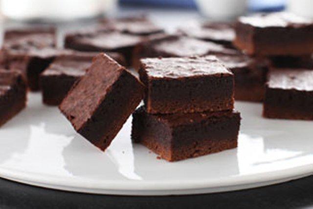 Mocha Truffle Brownies Image 1