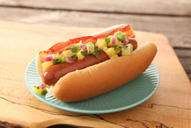 Hula Bacon Franks Image 1