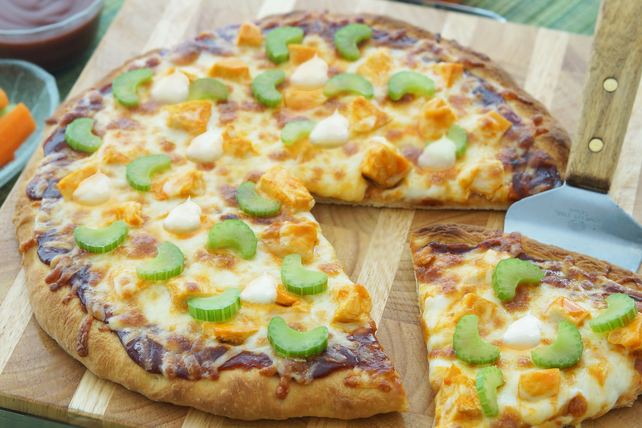 Pizza au poulet Buffalo  Image 1