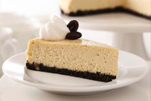 Our Best Coffeehouse Cheesecake Image 1