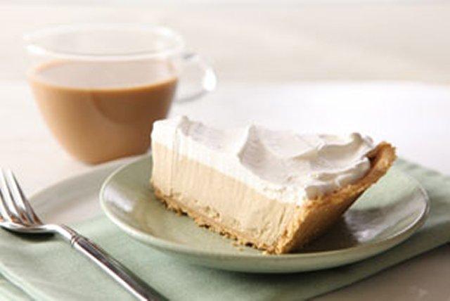 Fluffy Cappuccino Pie Image 1